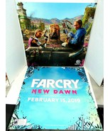 """(2) Farcry New Dawn Poster Promotional Display Advertisements 23-1/2"""" x ... - $19.34"""