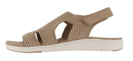 Ryka Stretch Knit Sport Sandals Micha Taupe 8M NEW A348990 - $52.45