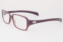 Adidas AH53 10 6060 Brown Eyeglasses 53 10 6060 55mm image 1