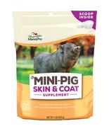 Manna Pro-feed And Treats Manna Pro Mini-pig Skin & Coat Supplement 1lb ... - $19.67