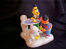 Department 56 SESAME STREET Snowbabies Rubber Duck Disney Figurine MIB - $49.99