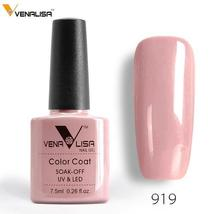2018 New Free Shipping Nail Art Design Manicure Venalisa 60Color 7.5Ml S... - $3.36