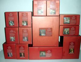 Lenox Little Town Of Bethlehem Complete 15 Piece Nativity Figurine Set N... - $1,400.00