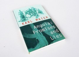 Angola: Promises and Lies by Karl Maier (1996, Waterman) ~ Used Book, Pa... - $3.06