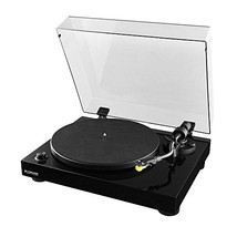Fluance RT80 High Fidelity Vinyl Turntable Record Player with Premium Cartridge,