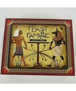 Feast Famine Joseph in Egypt Board Game Religious Pharaoh Complete - $44.55