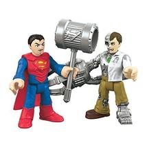 Imaginext, DC, Super ,Friends,supermn and matello,Fisher,Price,superhero... - $18.17