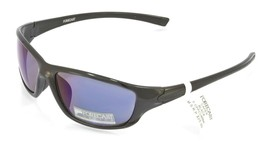 FORECAST SUNGLASSES F-CPPCUMBK CAPER BLACK FRAME BLUE LENS UV PROTECTION - $18.99