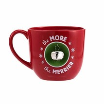 Hallmark 6MJC2916 Jumbo Coffee Mug Christmas, One Size, Red - $23.52