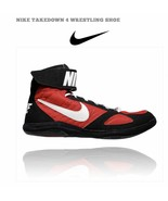 Nike 366640 016 Takedown 4 Men's and Women's Wrestling Shoes men's size 12 - $79.19