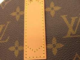 LOUIS VUITTON Mini Boite Chapeau Shoulder Bag Monogram M44699 3Way Bag Authentic image 5