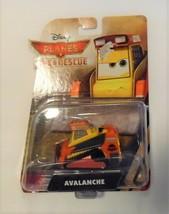 Disney Pixar Planes Fire & Rescue Avalanche Bulldozer Figure NIP - $11.63