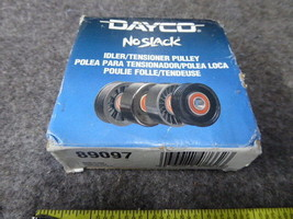 Dayco 89097 Drive Belt Idler Pulley New image 2