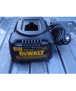 DEWALT   DW9116   CHARGER  ONLY  BATTERY CHARGER  CLEAN WORKS WELL 7.2V-... - $25.99