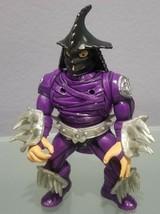N) 1991 Teenage Mutant Ninja Turtles Shredder Playmates Toys Mirage Studios - $9.89