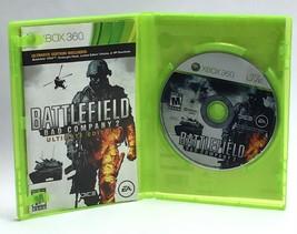 Battlefield Bad Company 2 Ultimate Edition / Microsoft Xbox 360 Video Ga... - $12.95