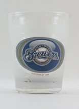 MLB Baseball Milwaukee Brewers Shot Glass - $14.95