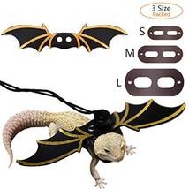 STARROAD-TIM Adjustable Lizard Leash Reptile Harness Bearded Dragon Harn... - $11.89