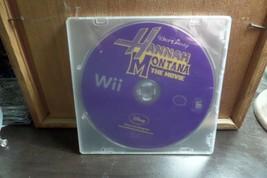 Hannah Montana: The Movie (Nintendo Wii, 2009) - $9.50
