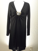 Romeo & Juliet Couture Dress New NWT Size L Large Tigers Black Gold - $34.19