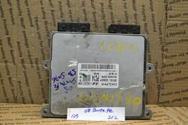2007-2010 Hyundai Santa Fe Engine Control Unit ECU 391103C563 Module 179... - $29.99