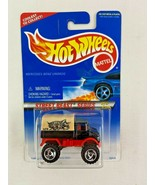 Hot Wheels Street Beast Mercedes Benz Unimog 1996 Number 557 Die Cast Ca... - $6.92