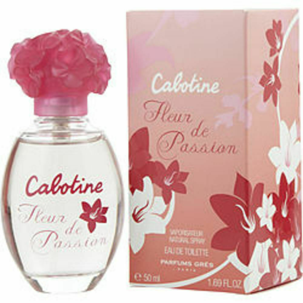 Primary image for New CABOTINE FLEUR DE PASSION by Parfums Gres #303596 - Type: Fragrances for WOM