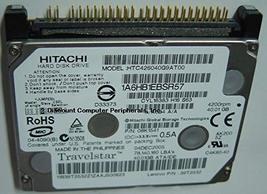 Htc426040g9at00 Hitachi 40Gb 4200Rpm 1.8Inch Hard Drive - $31.36