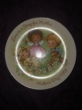 Vintage AVON Love is a Song 1983 Mother's Day by PaintedOnPlaques - $4.95
