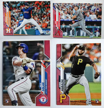 2020 Topps Series 1 Mother's Day Pink Baseball Cards Complete Ur Set U P... - $7.99+