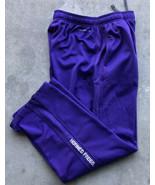 Nike TCU Horned Frogs Men's Therma-Fit Sweat Pants Size XL Purple Fleece... - $25.05