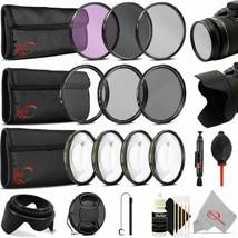 Vivitar 72mm Essential Filter Accessory Kit - $78.99