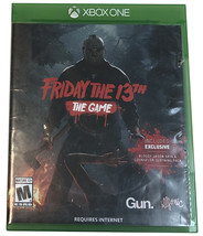 Microsoft Game Friday the 13th. - $26.73 CAD