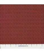 Under the Rainbow Red Tonal Print-Quilting Treasures-BTY - $10.95