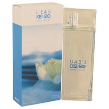 L'eau Kenzo Eau De Toilette Spray 3.3 Oz For Women  - $52.34