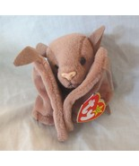 Ty Beanie Baby Batty the Brown Bat 4th Generation PVC Filled - $14.84