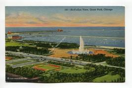 Bird's-Eye View Grant Park Chicago Illinois - $1.59