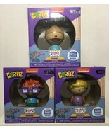 DORBZ NICKELODEON FUNKO RUGRATS CHUCKIE, ANGELICA, TOMMY FIGURES x3 LOT - $49.45