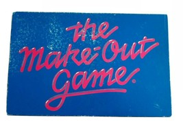 VTG The Make-Out Game Board Game Dating Adult Romance 1984 Maturity Corporation - $41.04