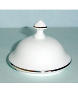 Waterford LID (Only) For Sugar Bowl Ballet Icing Pearl Bone China New - $24.90