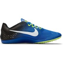 Nike Zoom Matumbo 3 Distance Track Shoes Men's Size 11.5 Spikes Blue 835... - $59.95