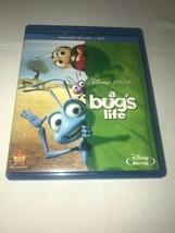 Walt Disney/Pixar's A Bugs Life Blu-ray/DVD ~ Widescreen Rare HTF - $25.43
