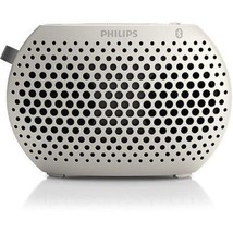 Philips Mini Bluetooth Speaker (White) - €25,49 EUR