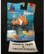 "Bandai Finding Dory Marlin swigglefish Disney Pixar 4"" action figure play toy - $18.71"