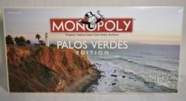 Monopoly Palos Verdes 2007 Edition Open Box - $100.00