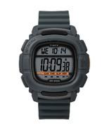 Timex DGTL BST.47 Boost Shock Watch - Grey/Orange - $71.61