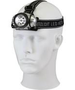 Black Nine Bulb LED Headlamp - $11.99