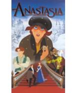 Anastasia  Vhs - $9.99