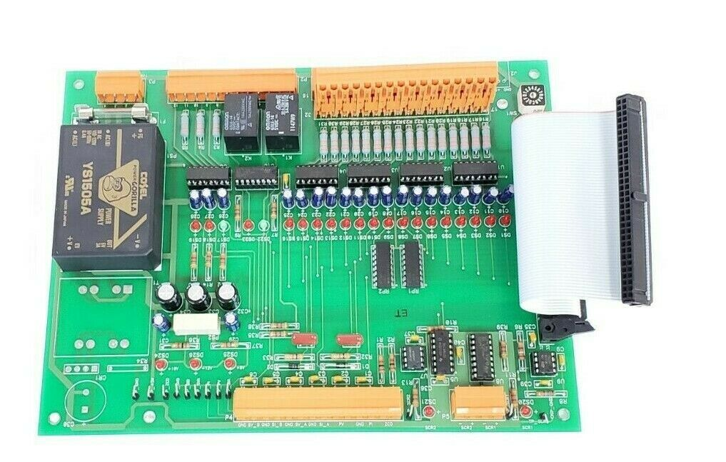 FORRY 102006-04 POWER SUPPLY BOARD 10200604 REV. D