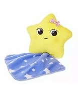 Little Tikes Baby Bum Twinkle, Star Soothing Plush Toy Baby Musical Soot... - $19.79